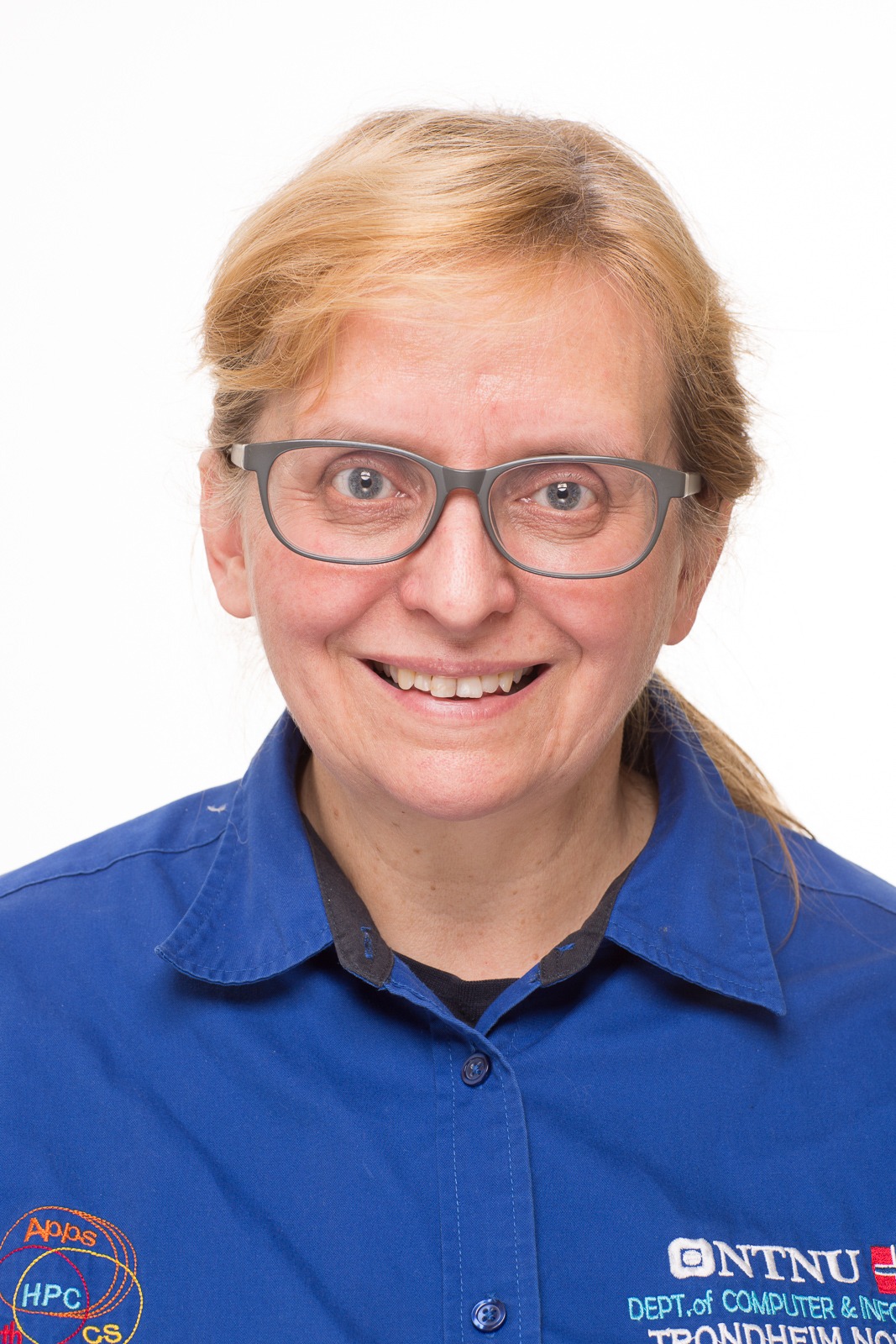 Dr. Anne C. Elster, Head of HPC-Lab.