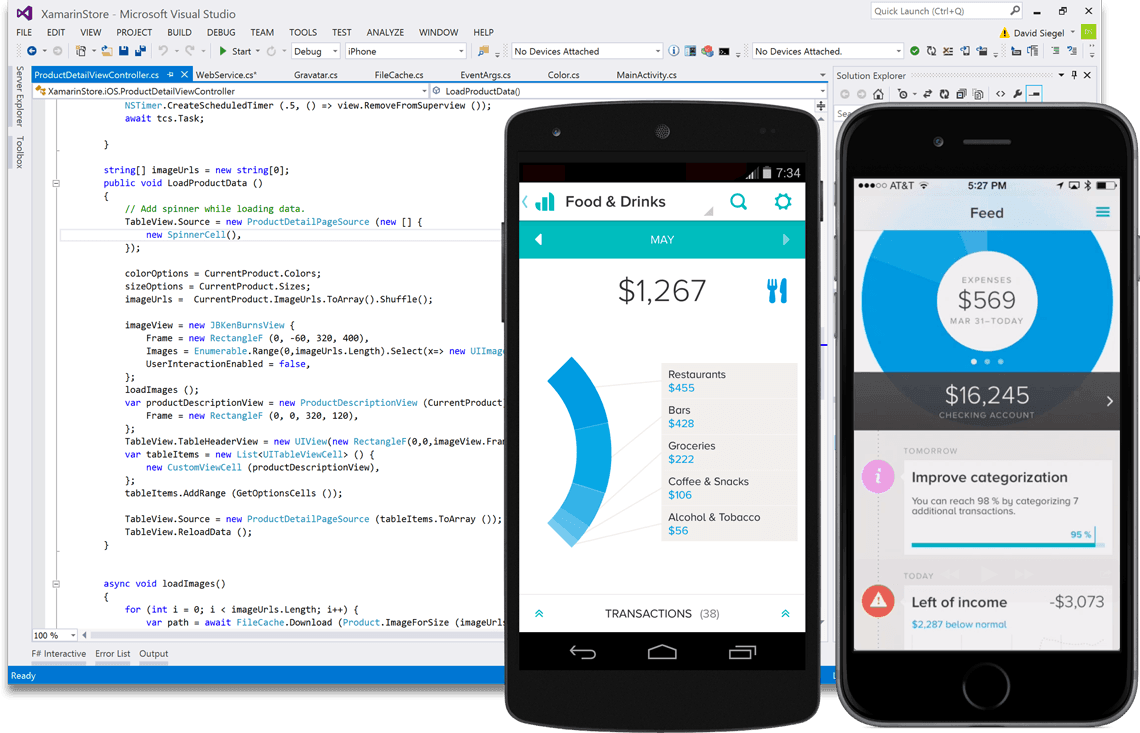Xamarin for the CAE community, some reflections based on a PoC for a port of Ceetron 3D Components to Xamarin