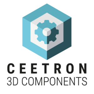 ceetron 3D component for CFD and FEA simulation