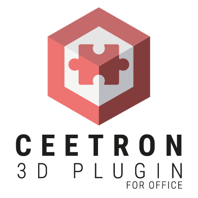ceetron 3D plugin for microsoft office