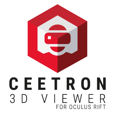 ceetron 3D viewer for oculus rift
