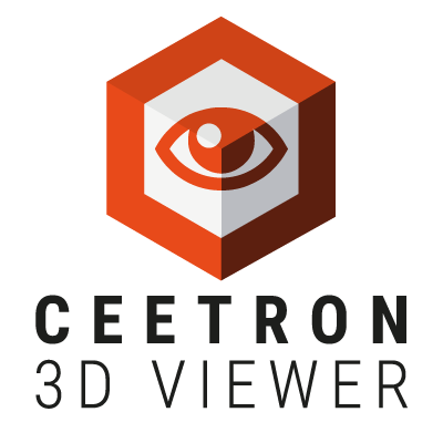 ceetron 3d viewer for CFD and FEA simulation