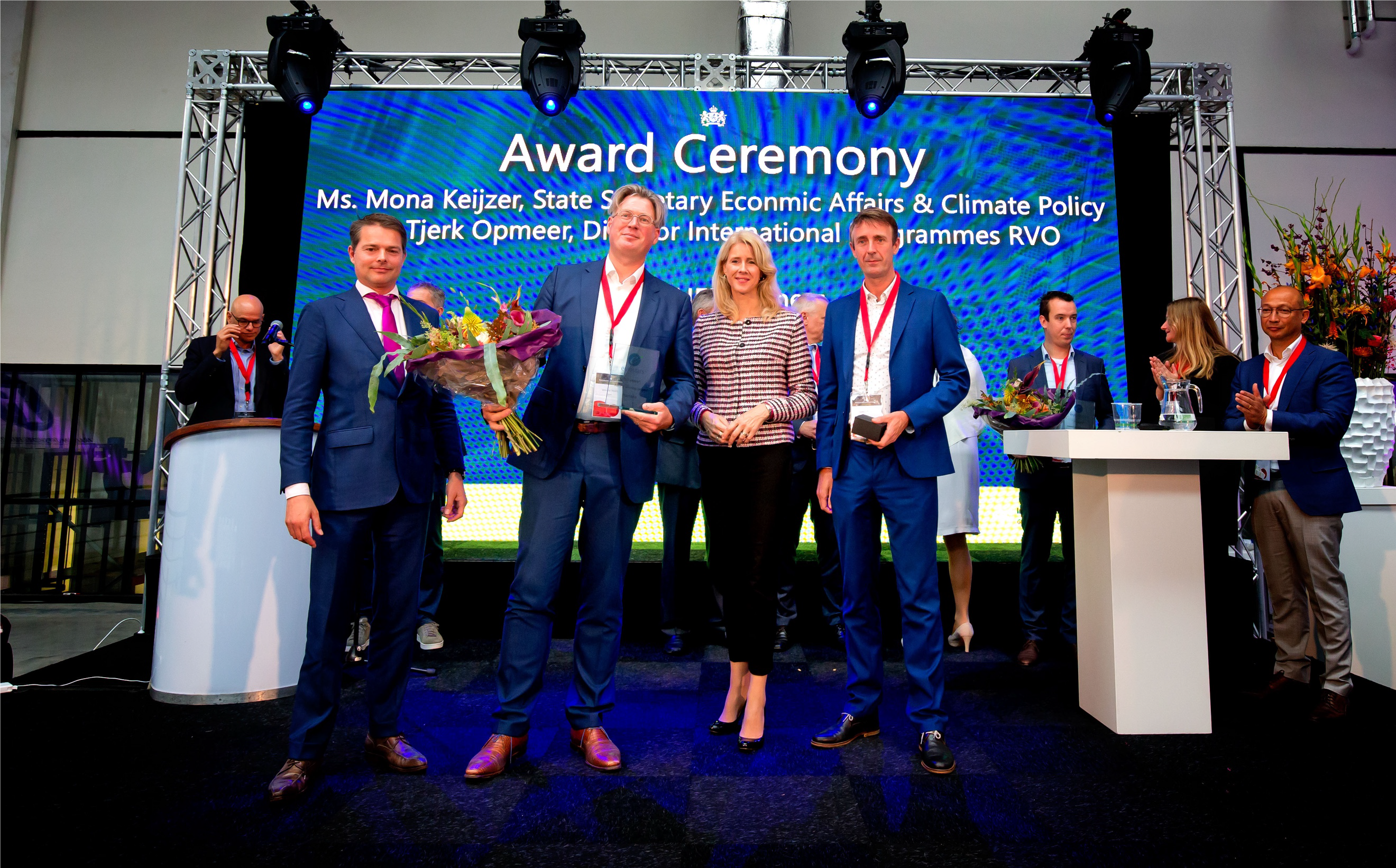 Award: Ceetron-coordinated Eureka project receives innovation award at Innovation Expo 2018 in Rotterdam