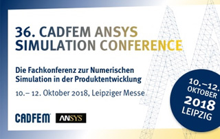 Event: Meet us at CADFEM in Leipzig on October 10-12