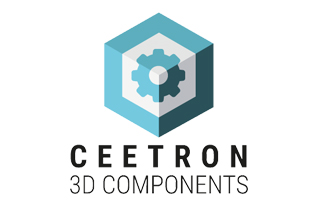 ceetron 3D components - 3D visualization for CFD and FEA simulation