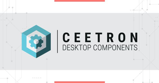 Release: Ceetron Desktop Components (aka 3D Components) 3.0 is out