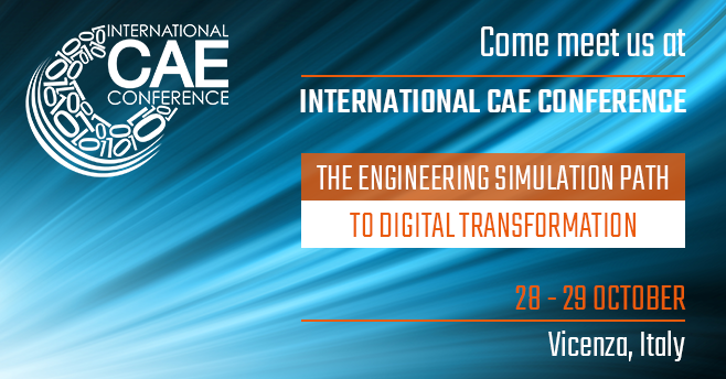 Event: Ceetron and our Italian partner SmartCAE at International CAE Conference, Vicenza, October 28-29